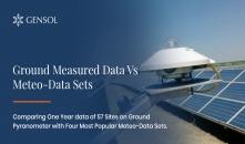 Ground Measured Data Vs Meteo-Data Sets
