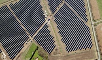 Case Study - 100 MW Solar Power Plant for Adani in Karnataka, India